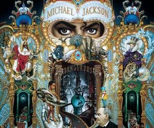 album, cover, and michael jackson image
