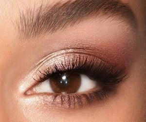 beige, brown, and eye image