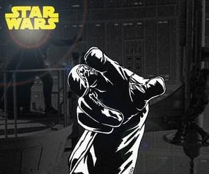 star wars, disney+, and baby yoda image