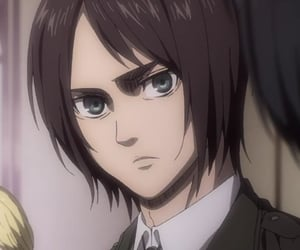 eren, attack on titan, and aot image