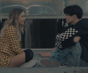 sydney sweeney, chase hudson, and downfalls high image