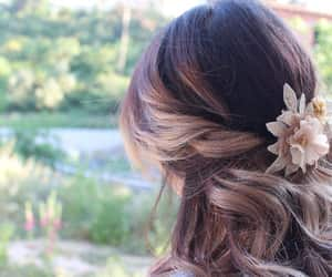 etsy, hair accessory, and weddings image
