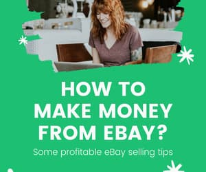 ebay, make money, and money image