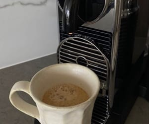 coffee, french, and healthy image