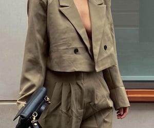 street style, everyday look, and autumn fall style image