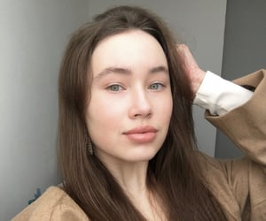 beauty, girl, and natural beauty image