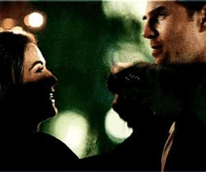 couple, gifs, and The Originals image