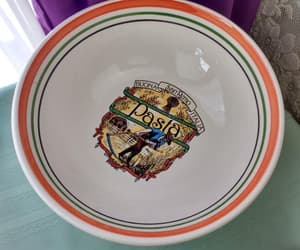 etsy, pasta, and serving bowl image