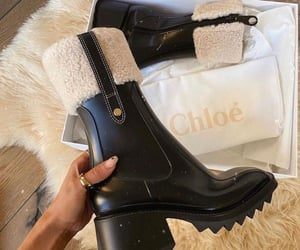 chloe, fashion, and boots image