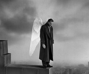 angel, wings of desire, and film image