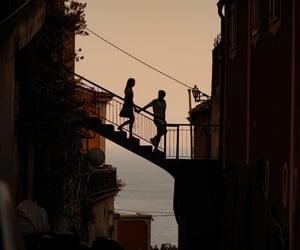 girl, husband, and italy image
