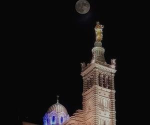 jesus christ, nuit, and basilique image