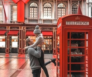 Londres, cabine telefonica, and foto inspiração image