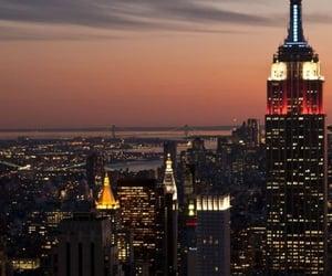 background, city, and newyork image