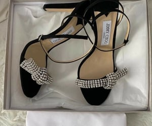 Jimmy Choo, chic, and classy image