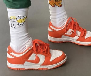 footwear, nike, and shoes image