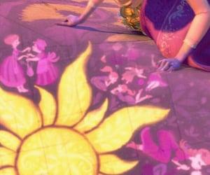 rapunzel, violet, and soleil image