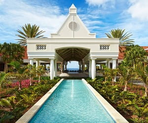 Caribbean, curacao, and luxury hotel image