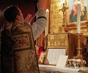 Catholic, catholic church, and eucharist image