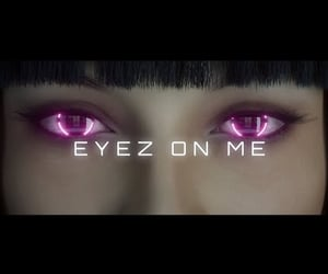 eyez on me, trap music, and official music video image