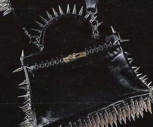 purse and gothic fashion image