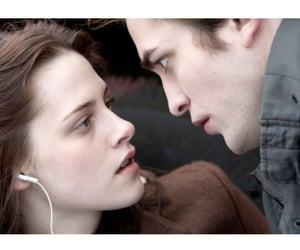 edward and bella, movie, and twilight image