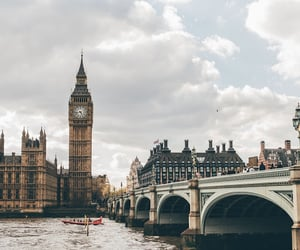 british airways, london, and winter image