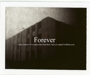 art, forever, and text image