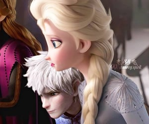 disney, dreamworks, and elsa image