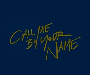 movie, edits, and call me by your name image