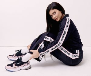 adidas, casual, and kylie jenner style image
