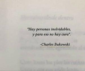 Bukowski and letras image