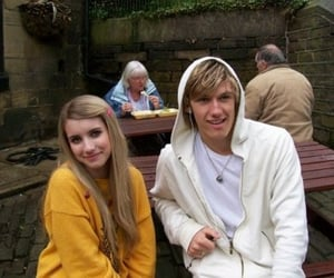 archive and emma roberts image