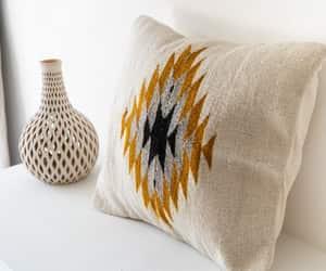 etsy, interior design, and decorative pillow image