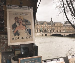 aesthetic, paris, and france image