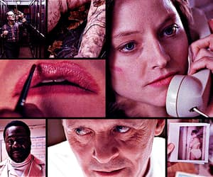 pink, clarice starling, and aesthetic image