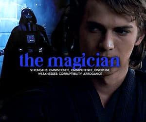 Anakin Skywalker - The Magician