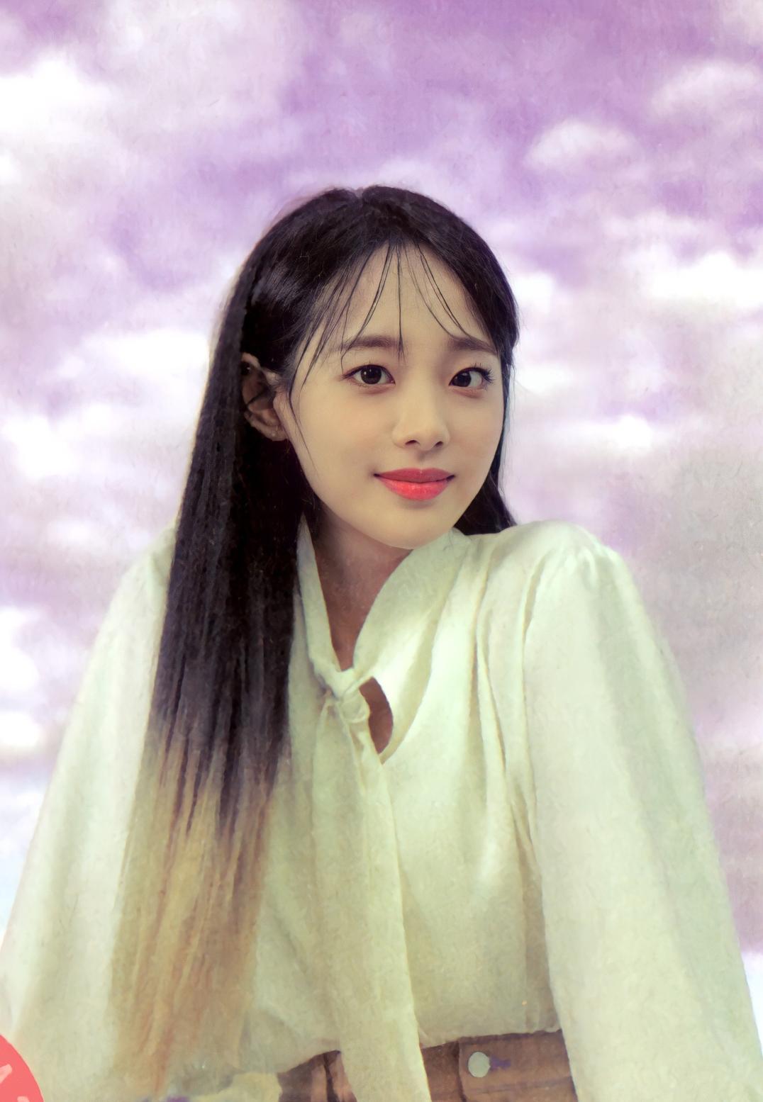 kim jiwoo, article, and season greetings image