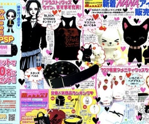 Ai Yazawa, anime, and animanga image