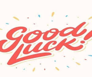 good, luck, and islam image