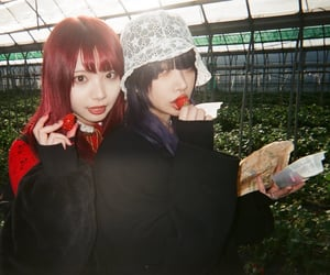gf, idol, and jpop image