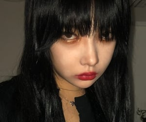 girl, goth, and japan image