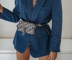 accesories, blazer, and chic image