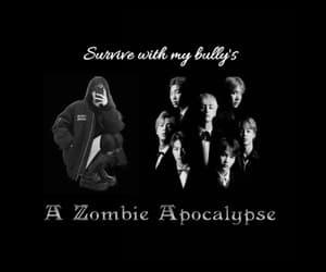 apocalypse, zombie, and bts image