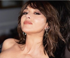 actress, celebrities, and monica bellucci image