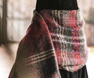 girls, hijab, and wallpapers image
