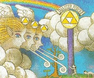 link, the legend of zelda, and zelda image