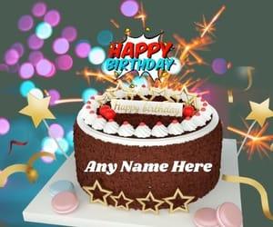 happy birthday cake image