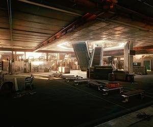 abandoned, extreme, and cyberpunk image