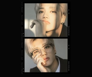 wooyoung, ateez wallpaper, and kpop wallpaper image
